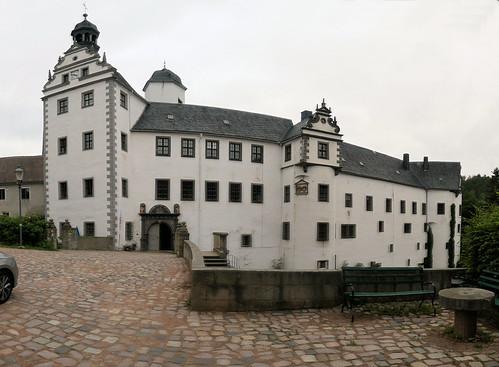 Panorama_Schloss Lauenstein Juli 2019