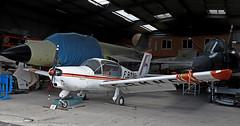 Morane-Saulnier MS-880B Rallye Club / F-BMNE - Photo of Brax