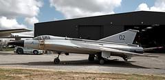 Saab J35 OE Draken