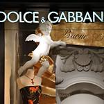 Via Condotti:  Dolce & Gabbana - https://www.flickr.com/people/82911286@N03/
