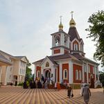 18 июля 2019 года, в день обретения честных мощей преподобного Сергия