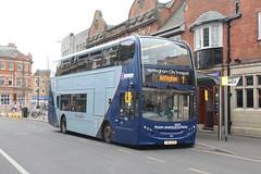 Nottingham City Transport.