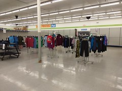 Apparel, pets, and restrooms