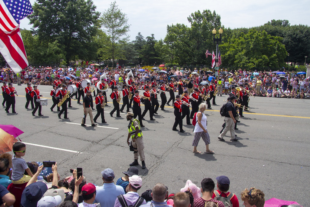 2019 National Independence Day Parade Washington D C  (146