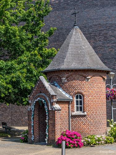 Sint-Katelijne-Waver, Kapel Onze-Lieve-Vrouw van Lourdes.