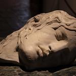 Erinni Ludovisi o Medusa, copia romana del II secolo d.C. di opera ellenistica. - Museo  Nazionele Romano di Palazzo Altemps Roma - https://www.flickr.com/people/94185526@N04/