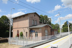 Raszówka train station