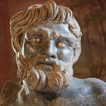 Torso di Satiro (II se.d.C.). - Museo  Nazionele Romano di Palazzo Altemps Roma - https://www.flickr.com/people/94185526@N04/