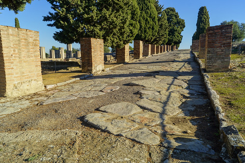 The Streets of Italica