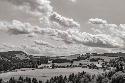 Moos, région de Schwarzenburg, BE