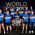 World Cup 2019 - Official Team Pictures
