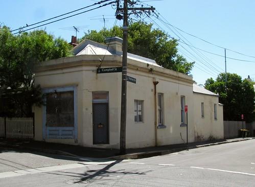 Ex Shop, Glebe, Sydney, NSW.