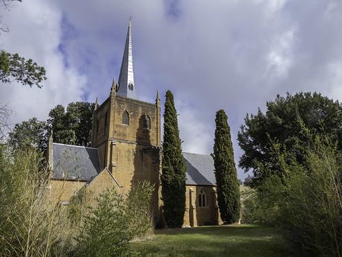 St Paul's Anglican Church, Carcoar NSW - see below