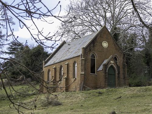 St James Presbyterian Church, Carcoar NSW - see below