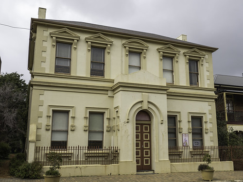 Former Commercial Banking Company of Sydney (CBC) building, Carcoar NSW - see below