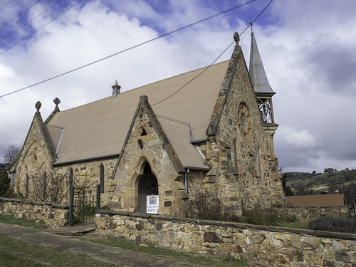 Church of the Immaculate Conception Catholic Church, Carcoar NSW - see below