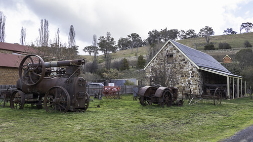 Stokes Stable Museum, Carcoar NSW - see below