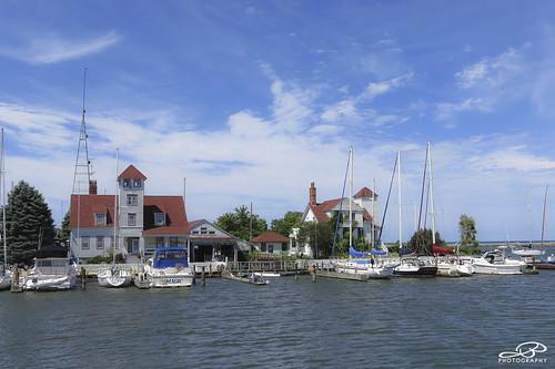 Racine Harbor Lighthouse