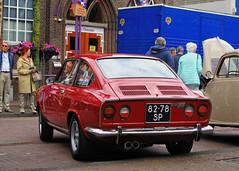 1972 Fiat 850 Sport Coupé