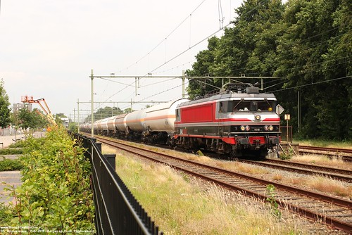 Captrain 1618 - Bergen op Zoom 19-07-2019.