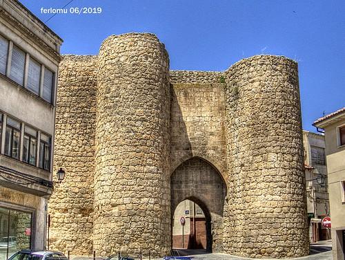 Almazán (Soria) 28 Puerta de Herreros