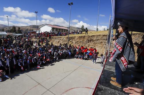 Jefe de Estado lidera activación del proyecto regional de banda Ancha para las regiones de Apurímac y Ayacucho