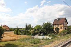 Chróstnik village