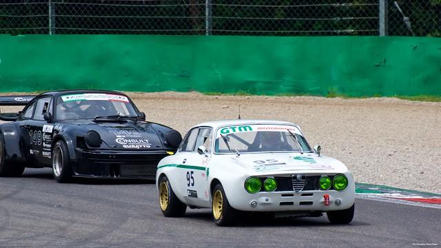 IMGP7562 N.95, Luigi Scalini, AlfaRomeo GTAm, Scuderia del Lario