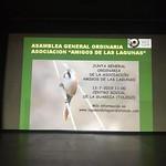 Asamblea General Ordinaria de la Asociación Amigos de las Lagunas. 13-7-2019