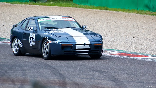 IMGP7564 N.174, Giuseppe Bossoli, Nicola Bravetti, Porsche 944 Turbo