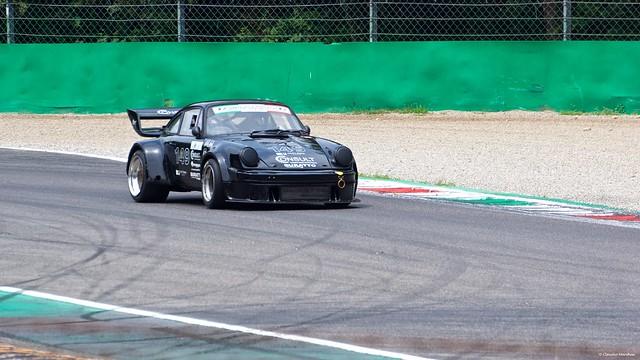 IMGP7589 N.149, Massimo Ronconi, Giovanni Gulinelli, Porsche 930, Team Italia