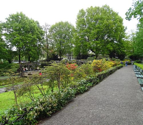 Parque Jardin de las Rosas Berna Suiza 09