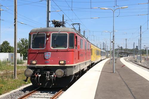 2019-07-19, CFF/SNCF, Annemasse
