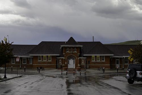 Rawlins Train Station