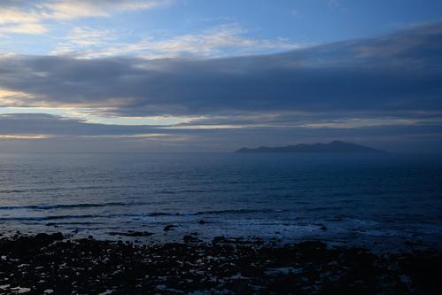 Kapiti Island blue