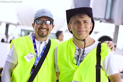 Spotter Day Infraero em Macapá - SBMQ