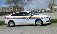 New York City Dept of Sanitation - Ford Fusion Hrbrid