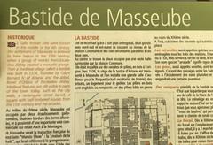 Bastide de Masseube, France, Mobile 1