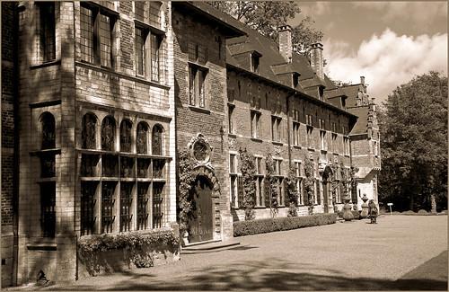 Château de Grand-Bigard, Dilbeek, Brabant flamand, Belgium