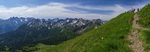 Fellhorn Gipfelkreuz