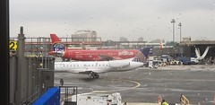 Jet Blue? - However it is Dedicated to the Fire Department of NYC.