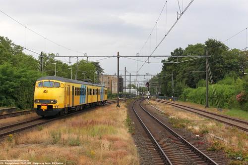 St. Mat '64 904 'Rail Magazine Express' - Bergen op Zoom 20-07-2019.