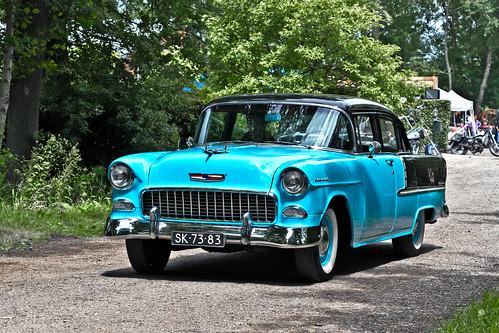 Chevrolet 210 Sedan 1955 (6425)
