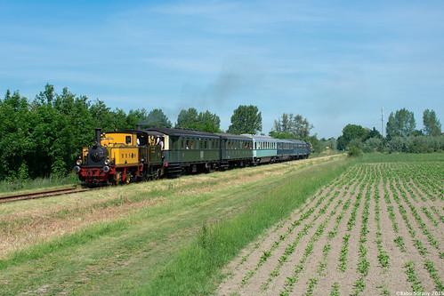 MBS6+2+trein 51 | Kwadendamme