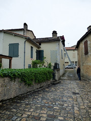 Ronsenac - Dan's house from Fontaine Legendaire