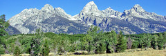 Grand Teton, American West Majesty, Wyoming 2011