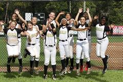 Gainesville Gold 12u Girls Softball 7/18/2019