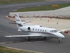 G-GAAL Cessna Citation Excel/XLS (Luxaviation UK)