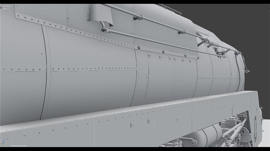 PRR #T1 #Steam #Locomotive #Photo #Flickr 03 - Download