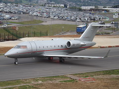 9H-VFE Bombardier Canadair Challenger 605 (VistaJet Malta)
